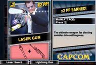 Dead rising 2 combo card Laser Gun