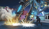 Dead rising 2 off the record concept art from main menu art page psyopath end game boss (1)