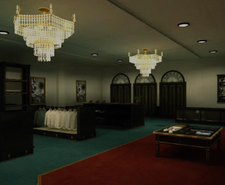 Modern Businessman (EP) Interior