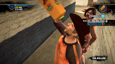 Dead rising 2 case 0 bug orange juice drinking