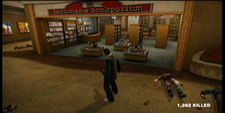 Dead rising Bachmans Bookporium