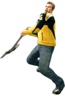Dead rising battleaxe main
