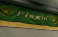 Flexin' Banner with PP Sticker.png