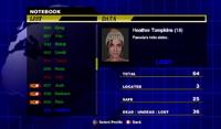 Heather Notebook
