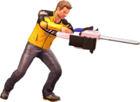 Dead rising chainsaw alternate OR MAIN