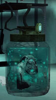 Dead rising lab specimen labaratory