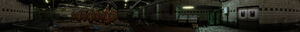 Dead rising meat processing area Panorama 1 of 2