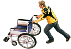Dead rising wheelchair alternate