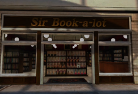 Sir-Book-a-lot
