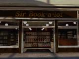 Sir Book-a-lot