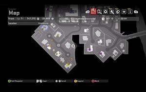 Cell Phone Garage Mountain Ridge Map