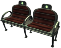 Dead rising Space Bench