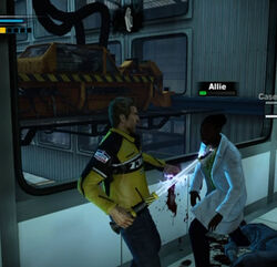 Dead rising allie defected