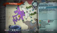 Dead rising hostile zone stool MAP