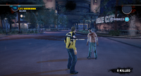 Dead rising 2 mods show chuck info health 1.0 1 bar