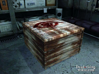 Dead rising cultist's hideout box