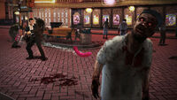 Dead rising Super massager shooting