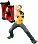 Dead rising porta mower main