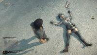 Hilde's Corpse