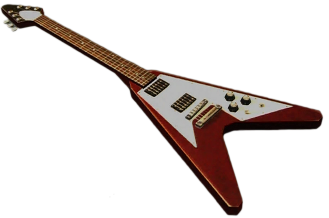 electric guitar flying v dead rising wiki fandom powered by wikia. Black Bedroom Furniture Sets. Home Design Ideas