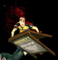 Dead rising ad board attack zombie (2)