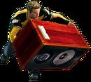 Dead rising speaker main