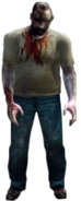 Dead rising zombie blading