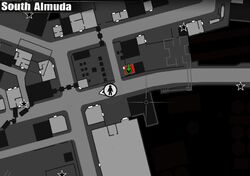 Abandoned Apartment's location on map