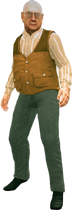 Dick Jones - Superviviente 02