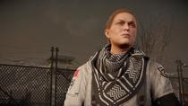 Comandante Fontana - Observando el helicóptero de Park - Dead Rising 4