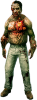 Dead rising zombie gas