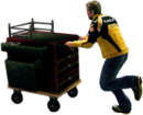 Dead rising drink cart alternate