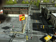 Dead rising main street beginning of game (7)