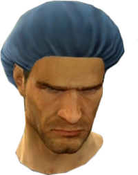 Dead rising Hair Cap