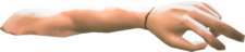 Dead rising Mannequin Male Left Arm