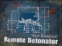Remote Detonator Blueprint