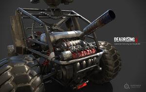 Warmonger weapon