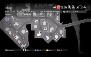 Cell Phone Muzak Map