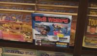 Dead rising skateboard on shelf