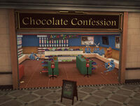 Dead rising Choclate Confession