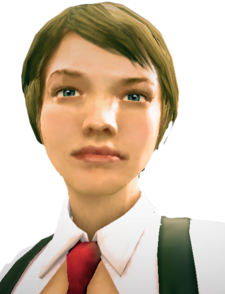 Dead rising brittany bust