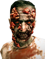 Dead rising gas zombie bust 3