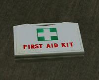 Dead rising medicine run first aid kit