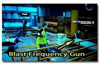 Case west impact blaster blast frequency gun