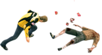 Dead rising power bomb