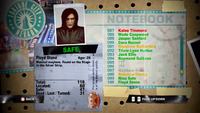 Dead Rising floyd notebook