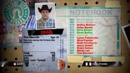 Dead Rising tom notebook
