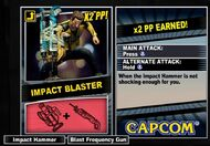 Dead rising 2 combo card Impact Blaster
