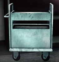 Dead rising Medical Cart (2)
