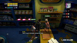 Dead rising twin sisters escorting 0 heather talking to